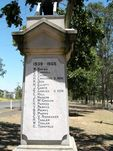 Amberley WW2 Honour Roll : Rosewood Rd 2009
