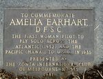 Amelia Earhart : 14-September-2011