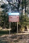 Anderson Creek Signage : 2007
