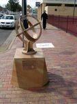 Anglo Australian Sundial-August-2011
