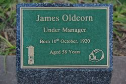 Oldcorn Plaque: 20-July-2015