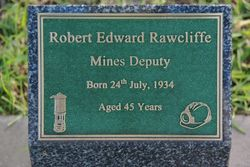 Rawcliffe Plaque: 20-July-2015