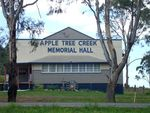 Apple Tree Creek Memorial Hall 2 : 25-11-2008