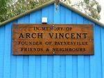 Arch Vincent : 15-August-2011