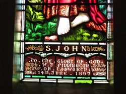 St John Inscription : 20- January-2015