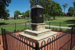 Arncliffe War Memorial : April 2014