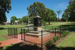 Arncliffe War Memorial 2 : April 2014