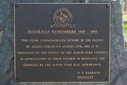 Plaque: 13-September-2015