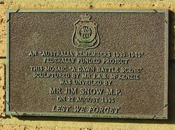 Plaque Inscription: 02-April-2016