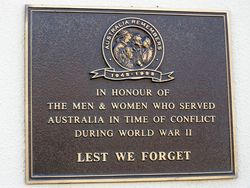 Plaque Inscription :17 -October-2014