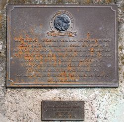 Australia Remembers Plaque - H.M.A.S. Maitland