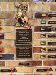 Australian Light Horse Memorial Wall Dedication Plaques