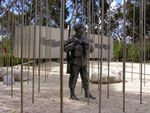 Australian National Korean War Memorial : 07-November-2010