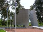 Australian Vietnam Forces National Memorial : 07-November-2010