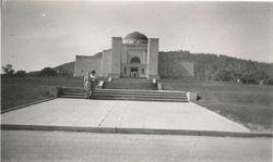 Australian War Memorial 1954