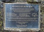 Avenue of Honour : 17-June-2013
