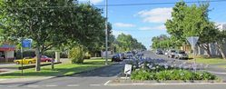31-December-2014 : Looking north from Princes Highway