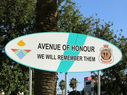 Avenue of Honour 2 : 08-July-2015