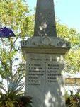 Ayr War Memorial : 25-April-2011