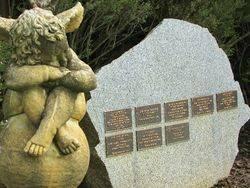 Memorial Plaques : 07-August-2015