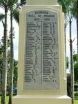 Babinda Roll of Honour