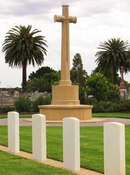 War Cemetery 2 : 18-December-2014
