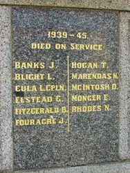 WW2 Fallen :16-August-2015