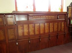 Ballarat High School Roll of Honour