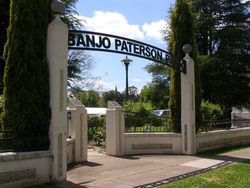 Banjo Paterson Park : 16-October-2014