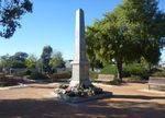 Barmedman War Memorial : 29-April-2012