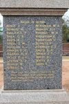 Barmedman War Memorial : 19-July-2011