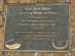 Dedication Plaque : 03-May-2015