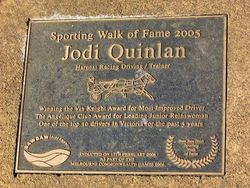 Jodi Quinlan - 2006 : 03-May-2015