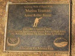 Marisa Yeaman - 2008 : 03-May-2015