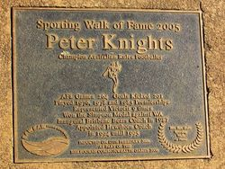 Peter Knights : 03-May-2015