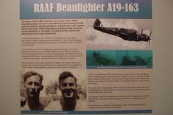Beaufighter Crash Info- Broome Historical Museum: 02-August-2015