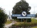 Beaufort Memorial Gardens : 11-August-2011