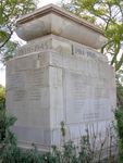 Beecroft War Memorial Cenotaph