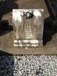 Bert Williams Headstone : June 2014