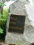 Billy Sing Memorial