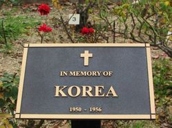 Korea Plaque: 12-July-2016 (Sandra Brown)
