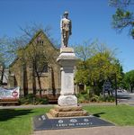 Blackwood War Memorial