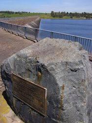 Blue Rock Dam 3 : 03-November-2014