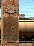 Bluff War Memorial- 1987