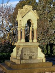 Boer War Memorial : 18-July -2014