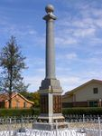 Boggabri War Memorial : 14-August-2014