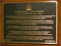 Plaque : 04-May-2015