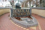 Bowral Commemorative Wall : August-2014