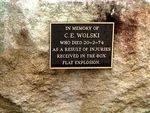 Wolski Plaque