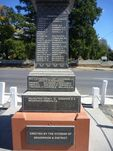 Braidwood War Memorial : 09-April-2011